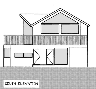 Two story house michael tierney 39 s creative archives for Two story house drawing